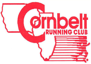 Logo for Cornbelt Running Club